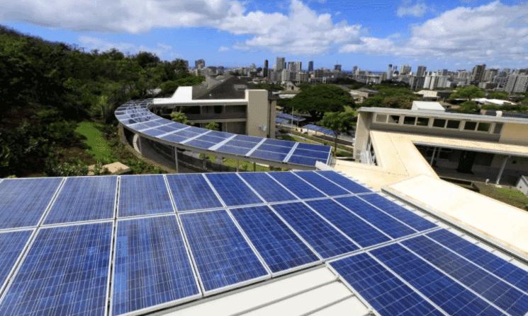 solar panels hawaii